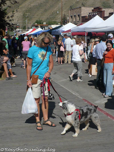Thursday thoughts with Torrey, jackson hole farmers market