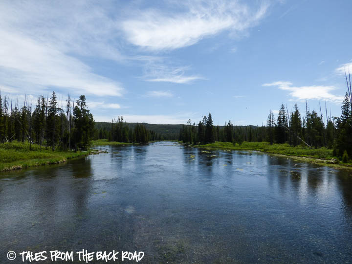 Henrys Fork river Idaho