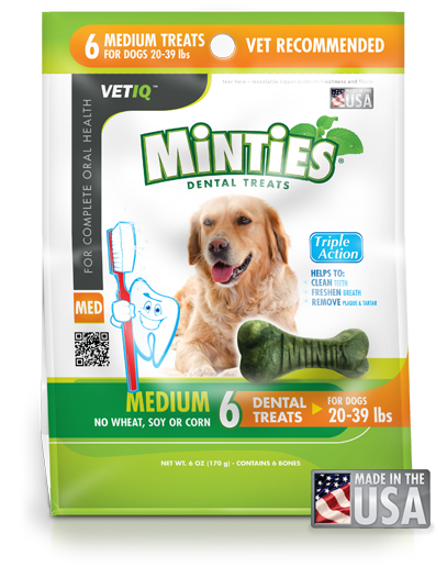 Review of Minties and VetIQ