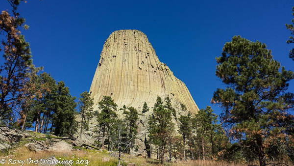 All the beautiful places, Devils Tower, Wyoming