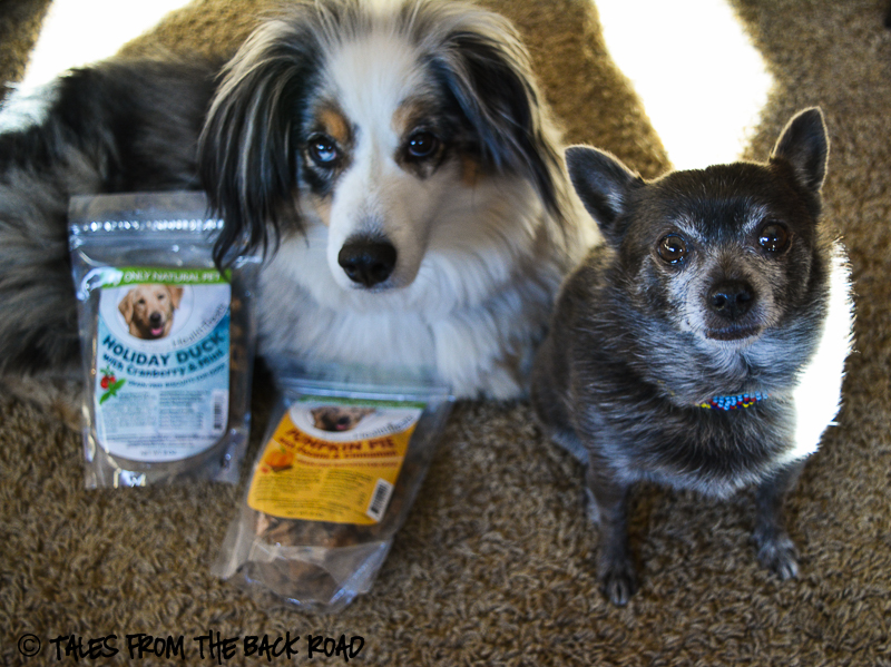 Only Natural pet holiday treat review