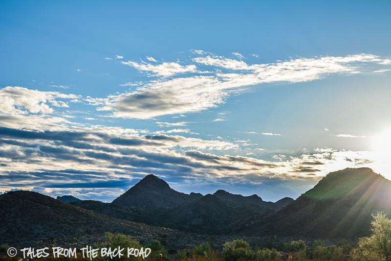 Back to our favorite desert spot Quartzsite, Arizona