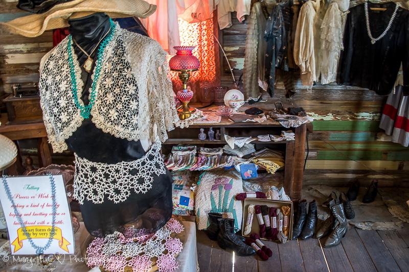 Old dress shop