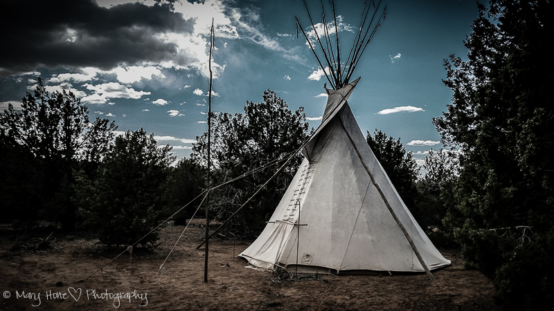 rendezvous tipi