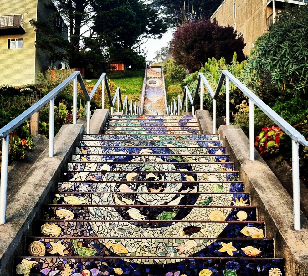 7 Of The Worlds Most Beautiful Staircases