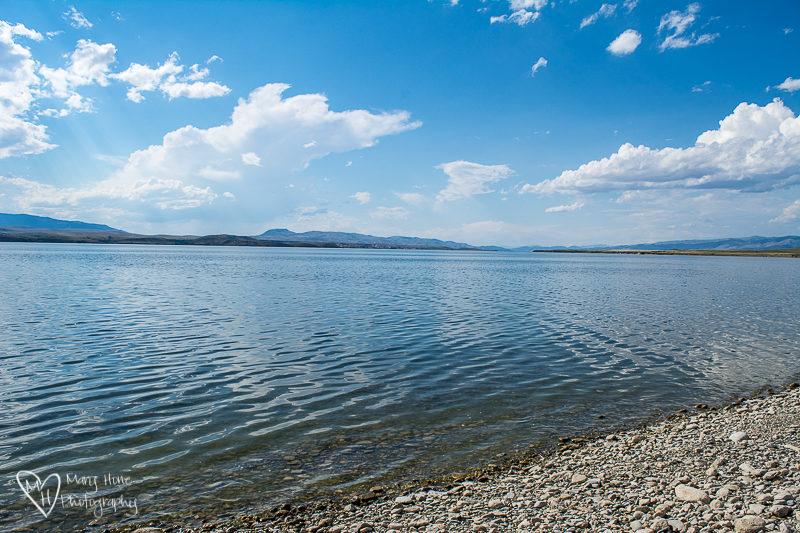 Canyon ferry lake, Montana