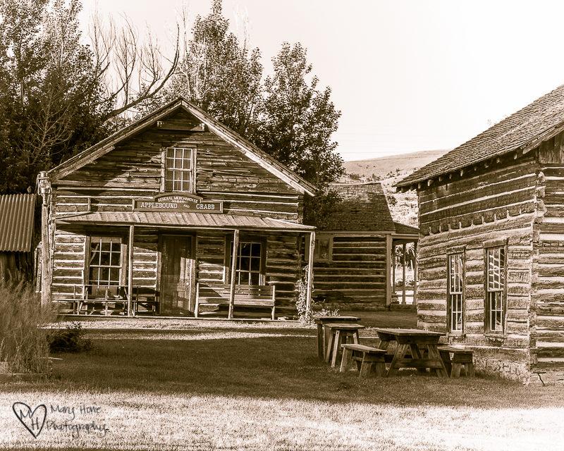 Virginia City & Nevada City, Montana