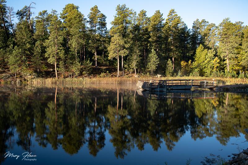 legion lake custer state park